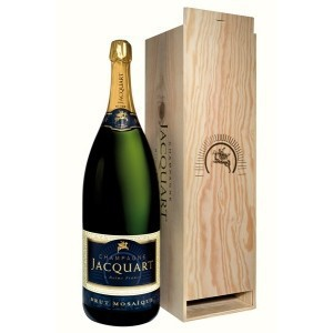 Champagne Jacquart Mosaïque brut méthusalem (in kist)