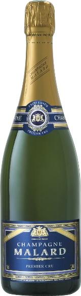 Champagne Malard Premier Cru Excellence, Frankrijk