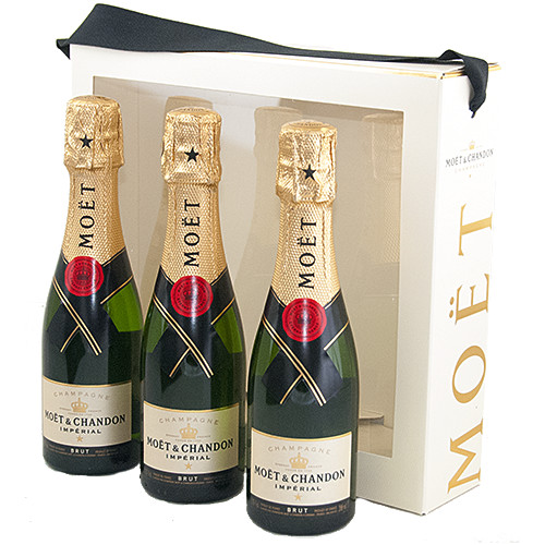Moët & Chandon Piccolo gift box