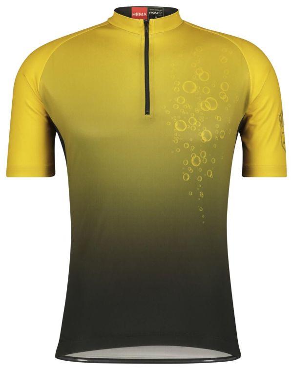 HEMA Fietsshirt Champagne Zwart (zwart)
