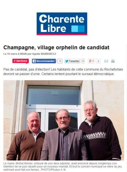 Charente-libre