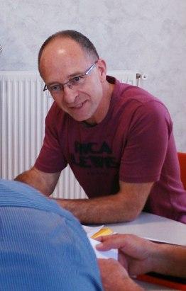 Gérald Bony, deuxième adjoint
