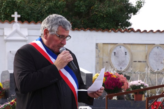 Le Maire, Roland Clochard.