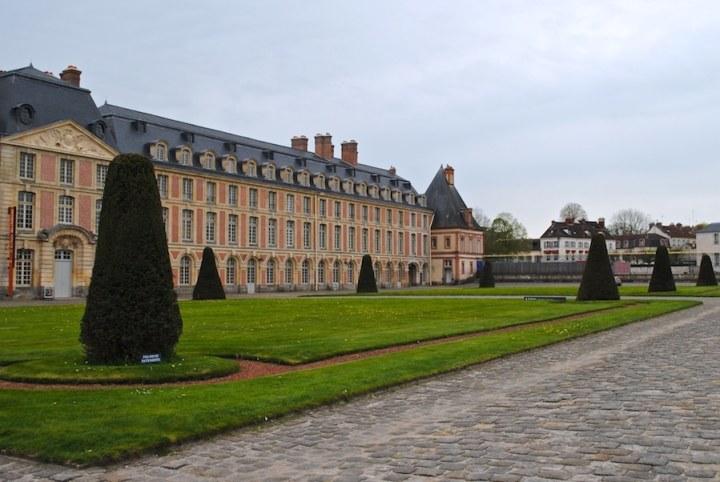 Château de Fontainebleau, France