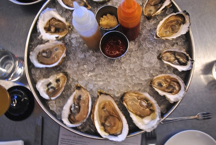 Five Best Bites in Boston - Select Oyster Bar