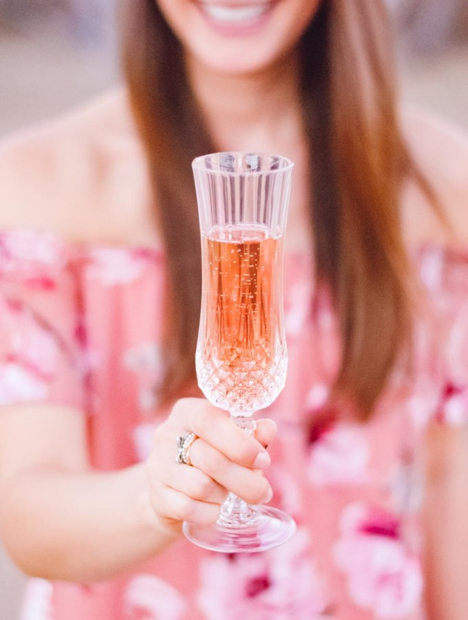 Why Rose Champagne Pairs with Everything