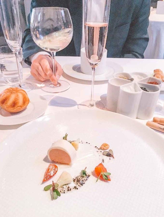 Top Elegant Eats of 2017