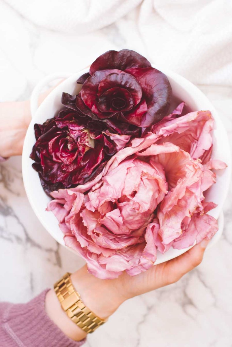 Ingredient Guide: Pink Radicchio