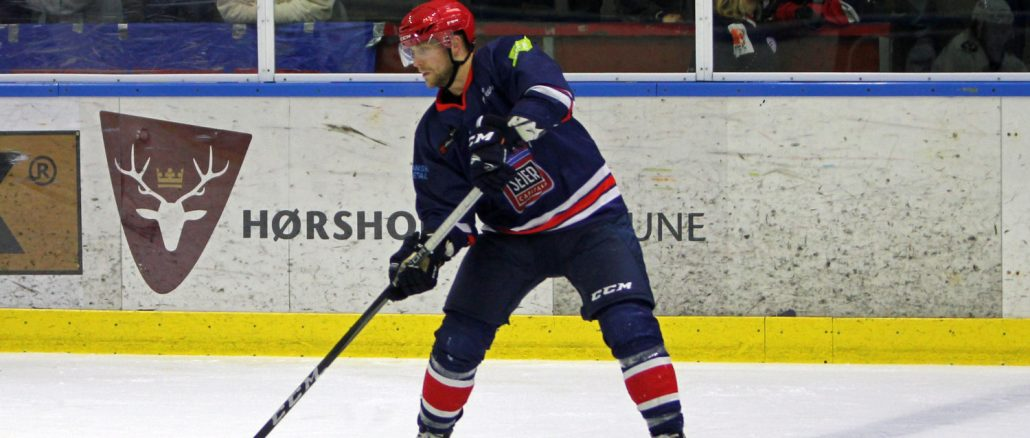 Tim Daly Rungsted Ishockey