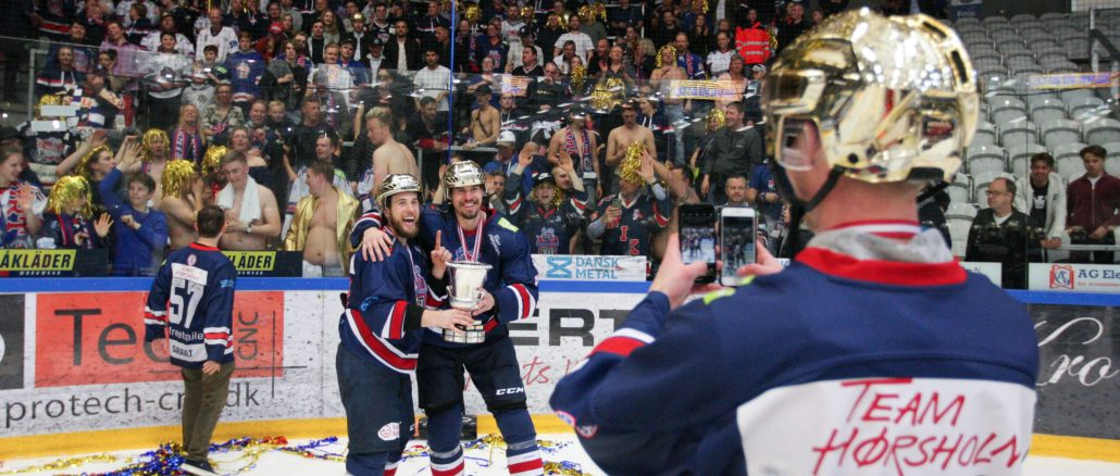 Rungsted Seier Capital danske mestre ishockey