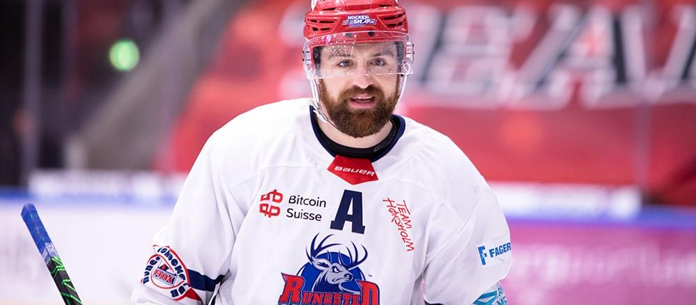 Nichlas Hardt Rungsted Ishockey