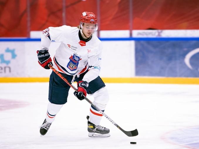 Mathias Røndbjerg Rungsted Ishockey