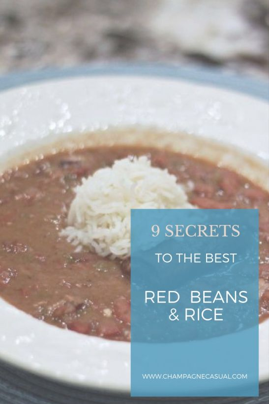 Best Recipe for Red Beans and Rice