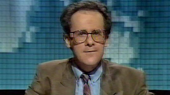 Tommy G at the News Desk
