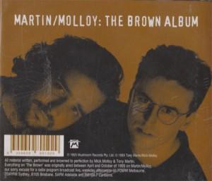 BrownAlbumBack