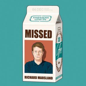 Richard Marsland - missed
