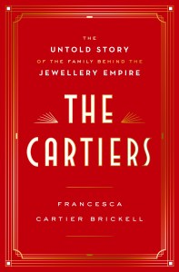 , THE CARTIERS: Q & A WITH FRANCESCA CARTIER BRICKELL, Victoria's Jewelry Box