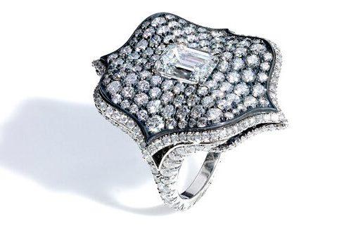BAYCO - LOTUS DIAMOND RING
