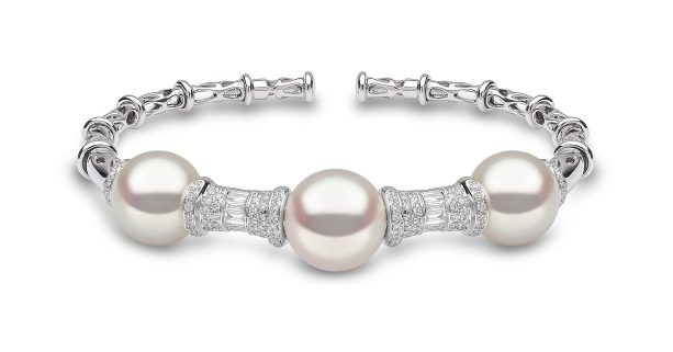 YOKO LONDON - STARLIGHT SOUTH SEA PEARL BRACELET