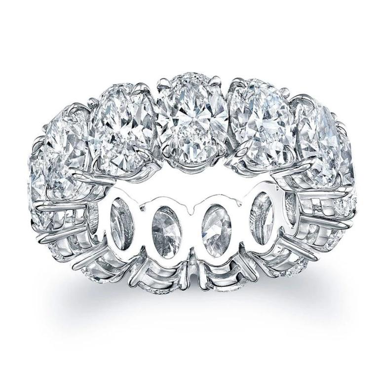 NOBLE DIAMOND - DIAMOND ETERNITY BAND