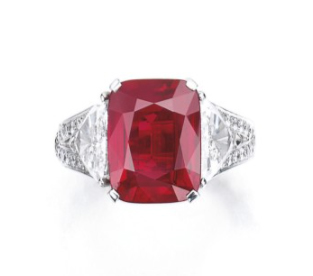 , Ruby; The King of Gems, Victoria's Jewelry Box