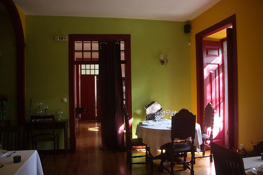 Restaurante Clube de Jornalistas