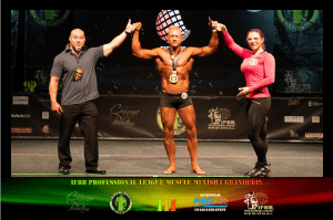 Classic Physique Masters 40+ Awards