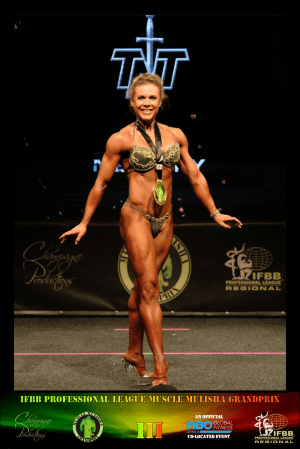 MMGPIII Fitness Winner - Philippa Wilkie