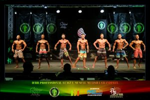 Men's Physique Class C Up to 178cm