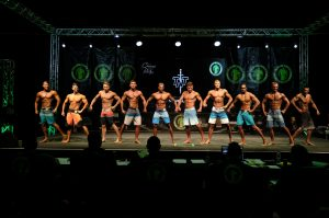 Men's Physique Class D Over