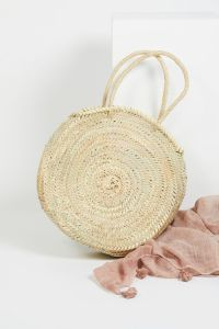basket bags free people straw tote