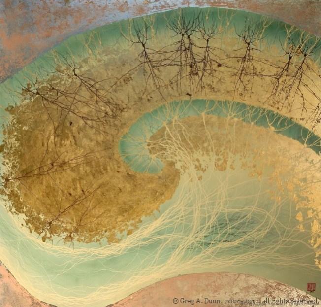 Hippocampus II Artist: Greg Dunn