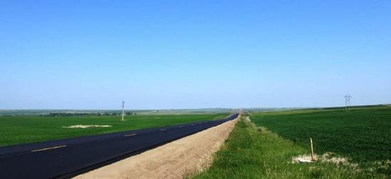 Farmland above the Bakken Formation. Source: LandandFarm