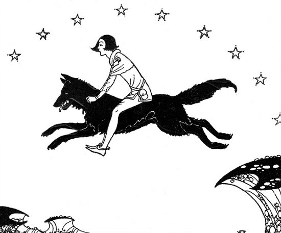 From: Old French Fairy Tales by  Comtesse de Ségur / Gutenberg.org