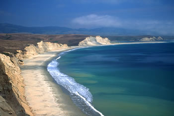 Drake's Bay, Point Reyes National Seashore Photo: Richard Blair