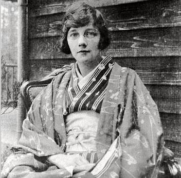 Rita Taketsuru Source: Japanese Whisky