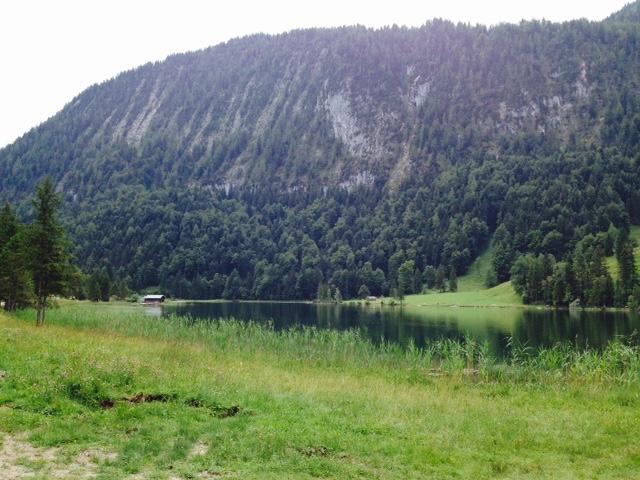 Ferchensee, Mittenwald.