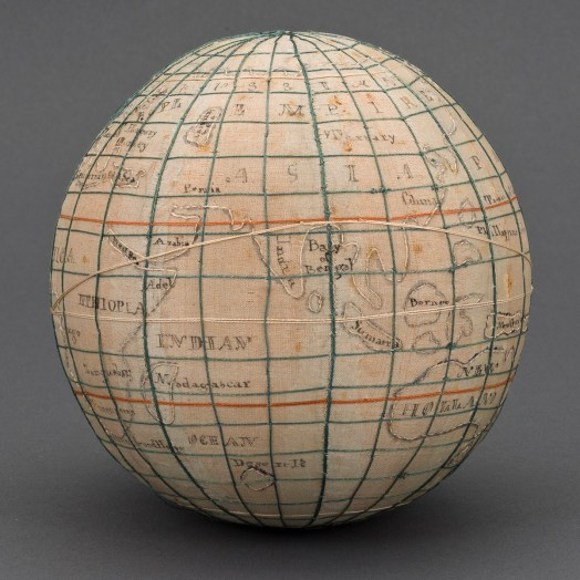 needlepoint, globe, cartography, history, needlepoint, embroidery