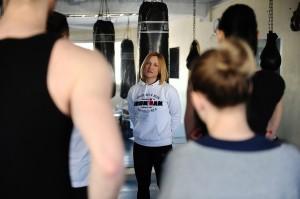 Trening z Iwoną Guzowską w ramach Programu Business Champion Development realizowanego dla Talentów Noble Banku