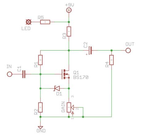 Super hard on schematic from Fuzzdog
