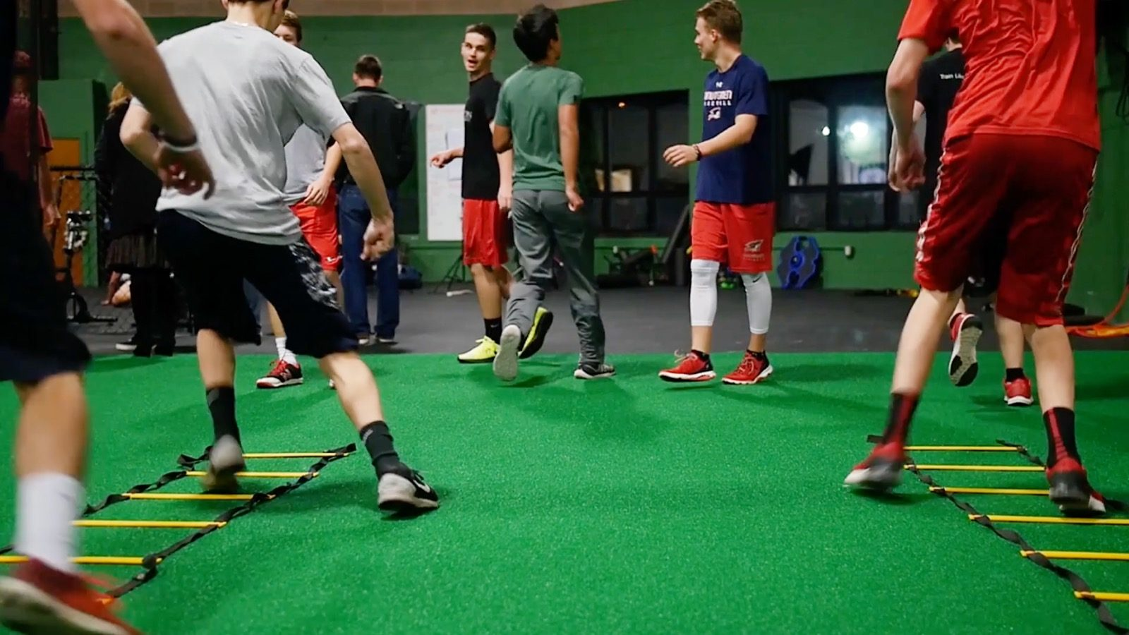 Waltham Sports Strength and Conditioning