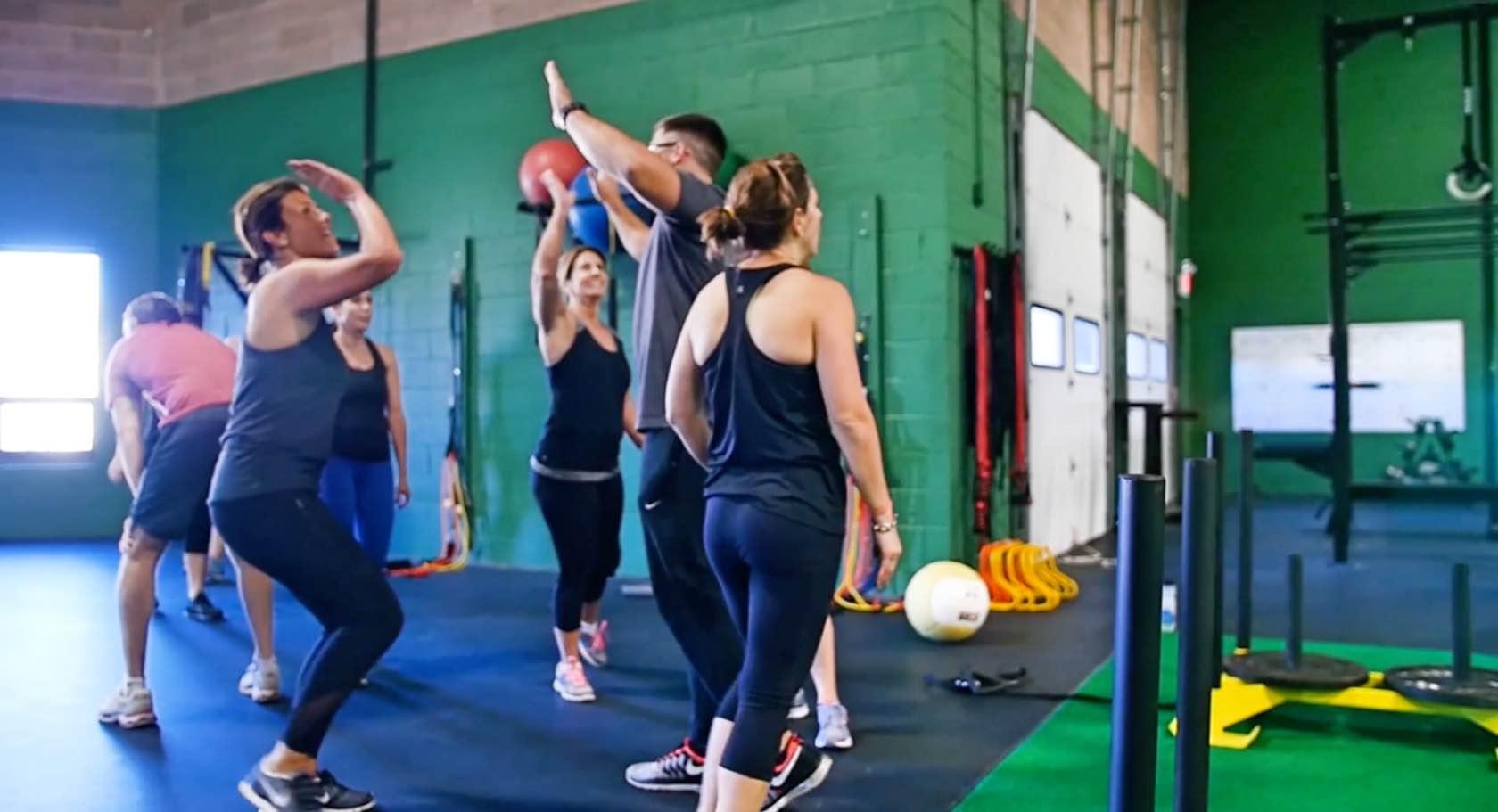 Adult Fitness Waltham