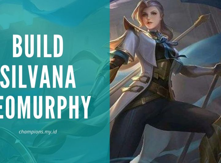 Build Silvanna LeoMurphy di Role Tank
