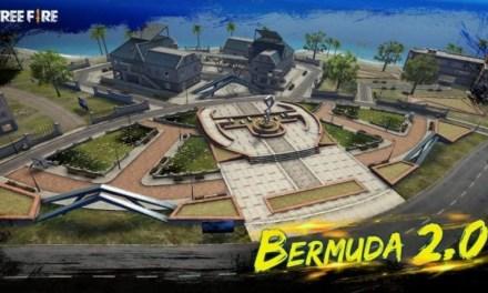 Tips Memahami Map Bermuda 2.0 Free Fire