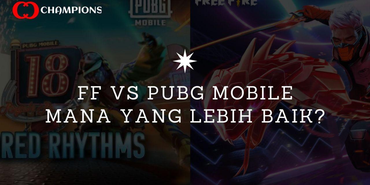 Free Fire vs PUBG Mobile: Game Mana Yang Memiliki Mode Battle Royale Lebih Baik 2021?