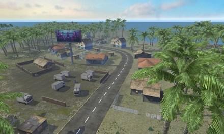 Lokasi Terbaik Untuk Push Rank dan Nge-loot di Map Bermuda Free Fire