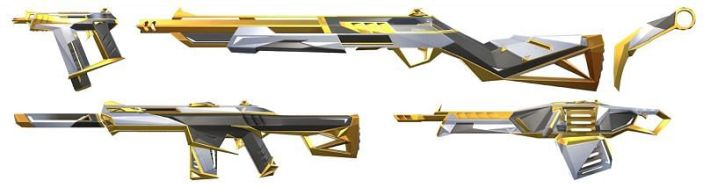 Prime 2.0 Weapon skins