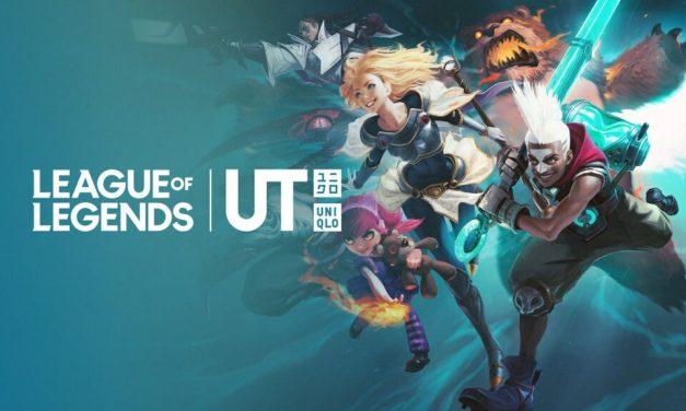 League of Legends X Uniqlo UT Umumkan Koleksi T-shirt 'League Of Legends'