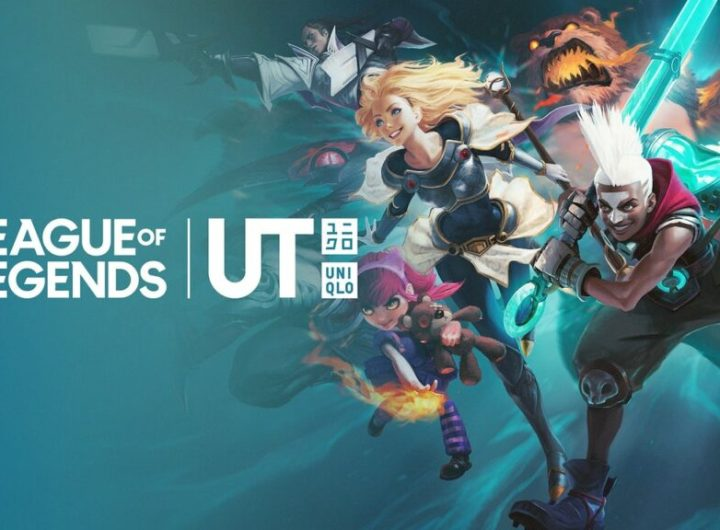 League of Legends X Uniqlo UT