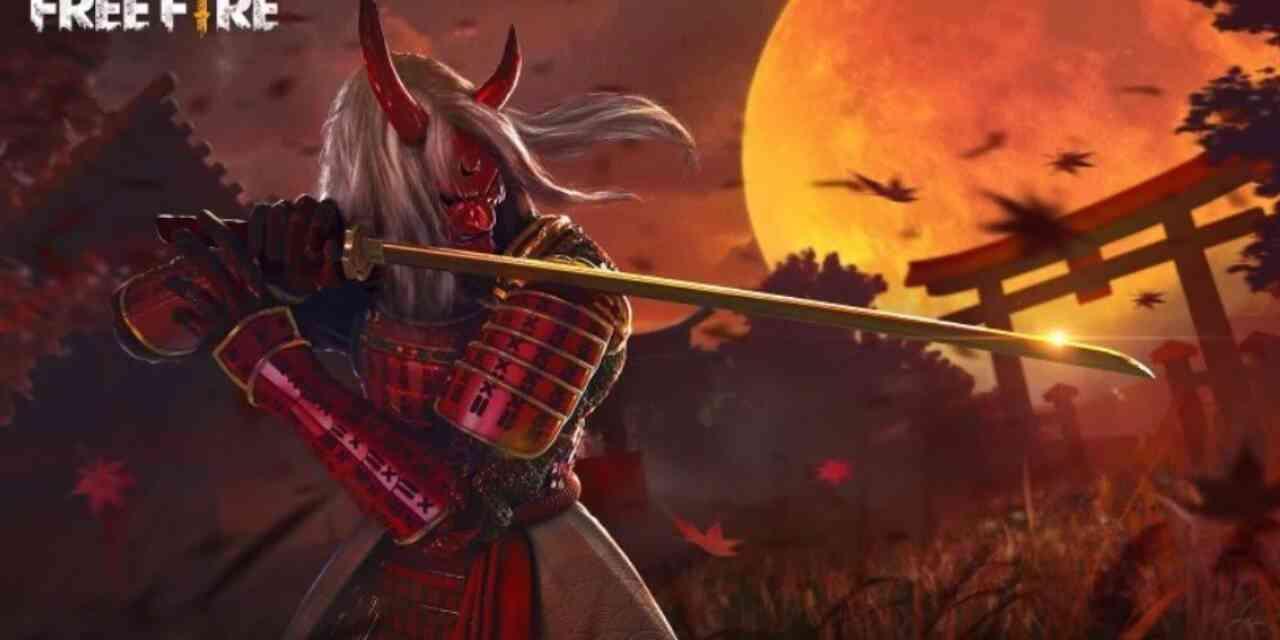 Summer Spin Free Fire Zombified Samurai Bulan Mei 2021!!!